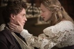 Les Miserables Amanda Seyfried Eddie Redmayne