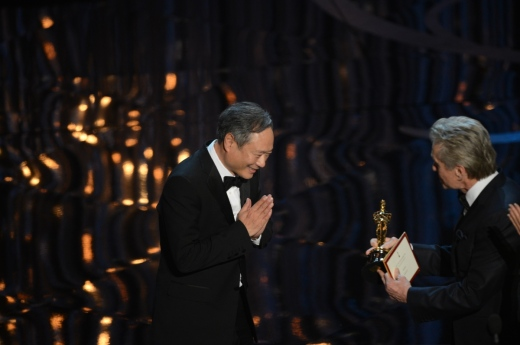 Ang Lee wins for Best Director for Life of Pi