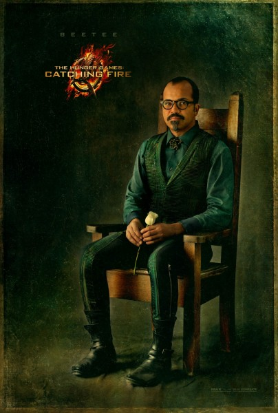 Jeffrey Wright Catching Fire