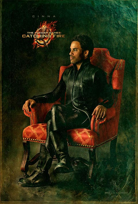 Lenny Kravitz Catching Fire