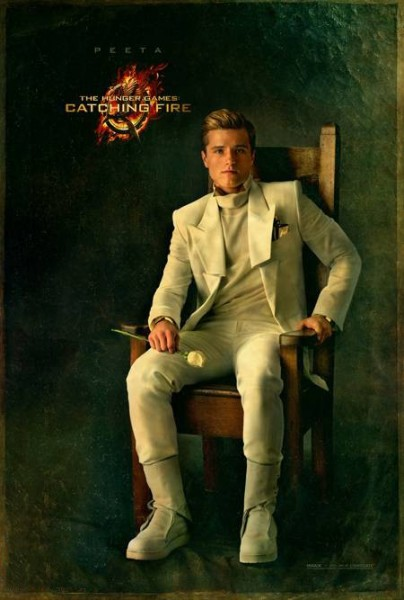 Josh Hutcherson Catching Fire
