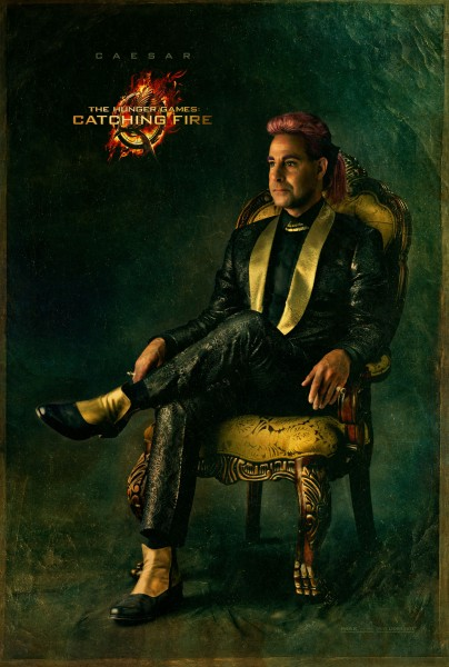 Stanley Tucci Catching Fire