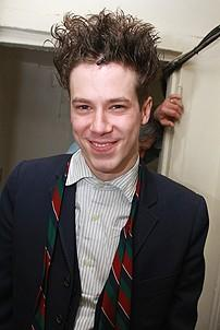 John Gallagher Jr. Spring Awakening