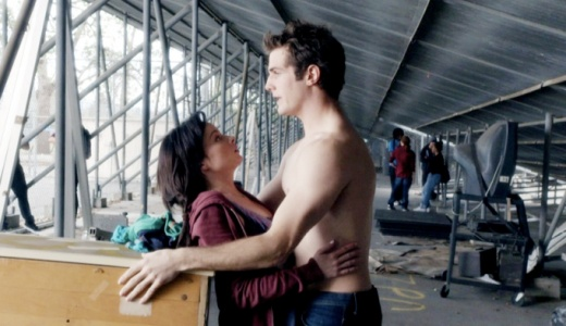 "Jenna (Ashley Rickards) and Matty (Beau Mirchoff) Awkward episode ""Resonsibly Irresponsible"" Sanctuary Love"